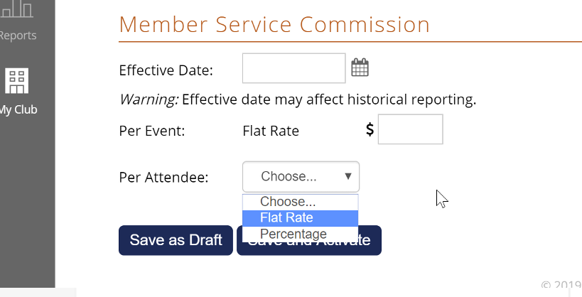 Member Service Commission